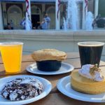 REVIEW: PEPPERMINT Chocolate Beer and a Plant-Based Pot Pie Can Be Found at EPCOT's American Holiday Table!