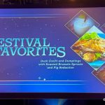 REVIEW! The Festival Favorites Booth Is a Blast From Past EPCOT Festivals in Disney World!