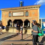 REVIEW! Another Year of Simple, Cheesy Foods From the Tuscany Kitchen at the EPCOT Festival of the Holidays