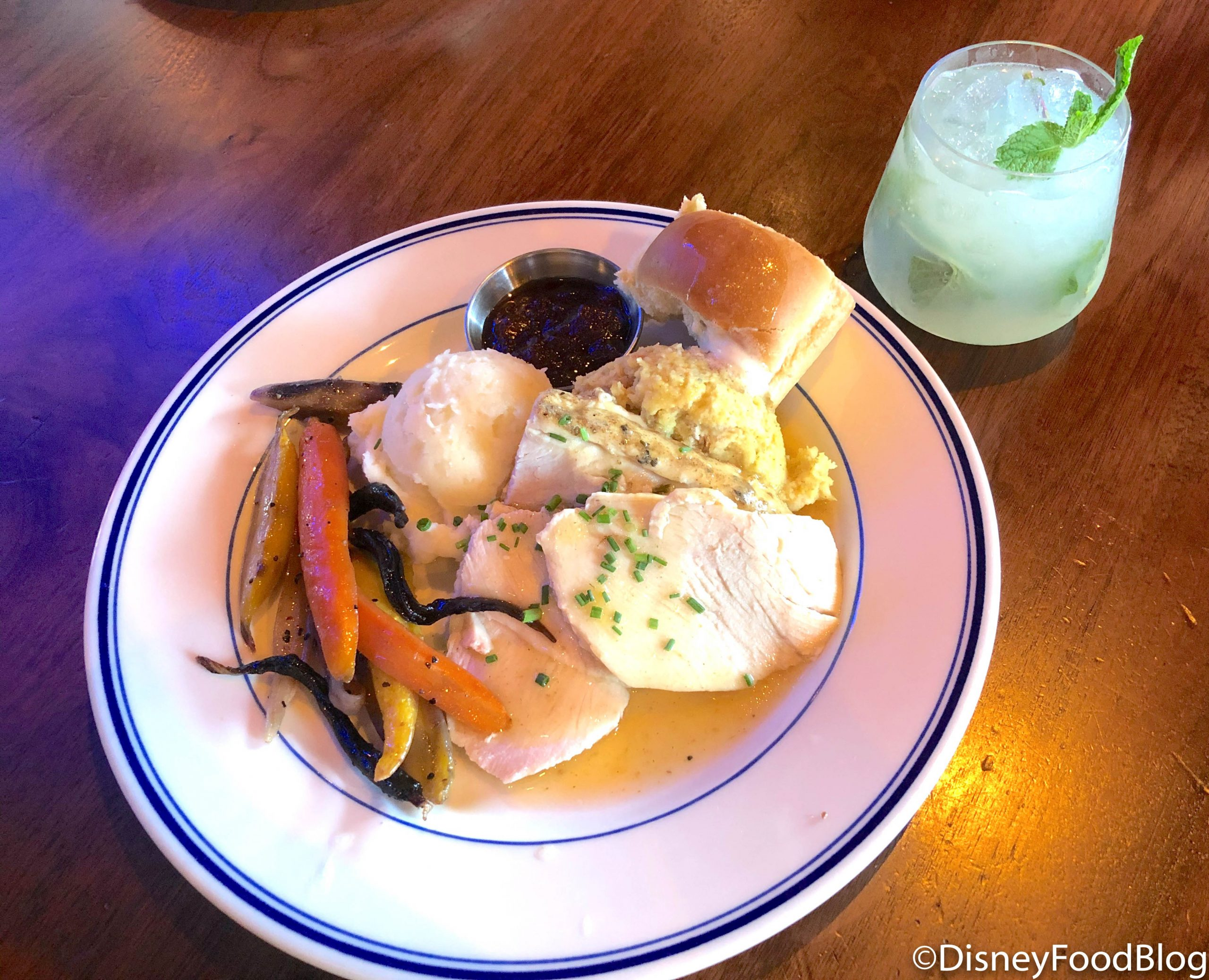 Review and Photos: Thanksgiving Dinner at The Edison in ...