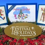 SPOTTED! Festival of the Holidays Booths Have Appeared in EPCOT!