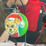 PHOTOS: Get Some Cool Personalized Cartoon Ornaments at EPCOT's Festival of the Holidays!