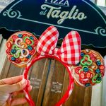 PHOTOS: Wear Your Favorite Food on Your Head with These New PIZZA Ears At Disney World!