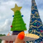 Review! This Holiday Tree Mousse in Disney World is Almost Too Cute to Eat!