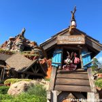 What's New at Magic Kingdom: Rivers of America Construction, New Dooney & Bourke Bags, and More!