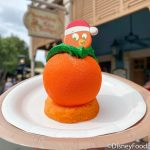 Review: This Orange Bird Holiday Treat in Disney World Is a TOTAL HIT…Again!