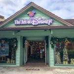 Meet a Disney Artist and Shop His Original Collection in Disney World for a Limited Time!