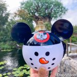 Photos! The Adorable Snowman Cup Is BACK in Disney World!
