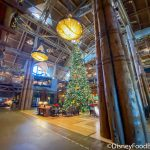 What's New at Disney's Wilderness Lodge: Seating Added in Roaring Fork and an ADORABLE Ornament Pin!