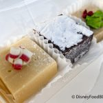 Review: Does The Trio of Holiday Fudge at Disney World Taste as Festive as It Looks?