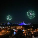 NEWS! Fireworks Testing Took Place in Disney World TONIGHT!
