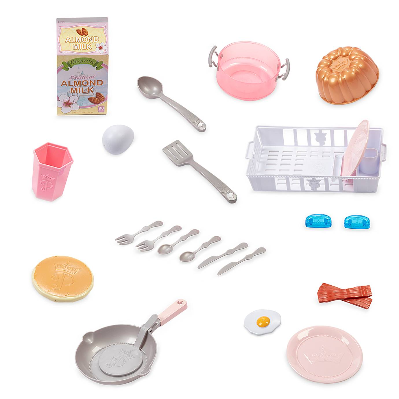 Kiddos Will Probably Obsess Over This Pretend Disney Princess Kitchen Because We Totally Are The Disney Food Blog