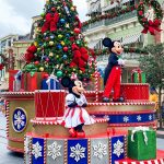 PHOTOS: Character Cavalcades at Disney World Get Some Festive Outfit Changes!