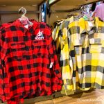 PHOTOS: These Magical Flannels at Disney World Are Making Our Plaid Dreams Come True!