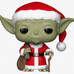 Forget Baby Yoda! These New Star Wars Christmas Funko POPs Feature SANTA Yoda!
