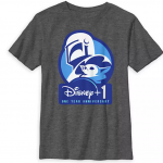 Rep Your Fandom With The NEW Disney+ Anniversary Tees