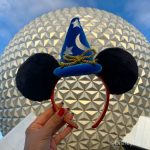 We Just Found The ⭐ ICONIC ⭐ Sorcerer Mickey Ears at Disney World!