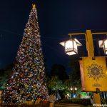 PHOTOS! Virtually Explore the Nighttime Holiday Decor at Disney's Animal Kingdom With Us!