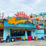 PHOTOS: The Primeval Whirl Vehicles Are On the Move in Disney World (and We're Kinda Bummed)