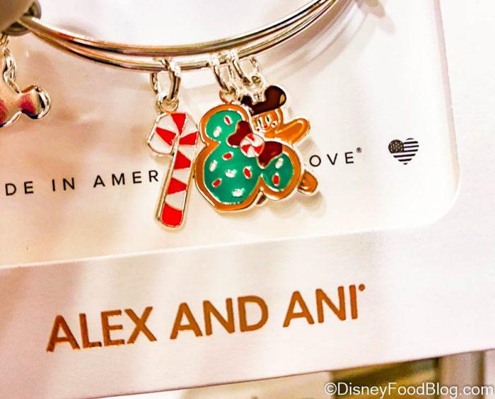 Alex And Ani Exclusive 2020 Christmas Bracelets PHOTOS! New Christmas Alex and Ani Bracelets Are Now in Disney