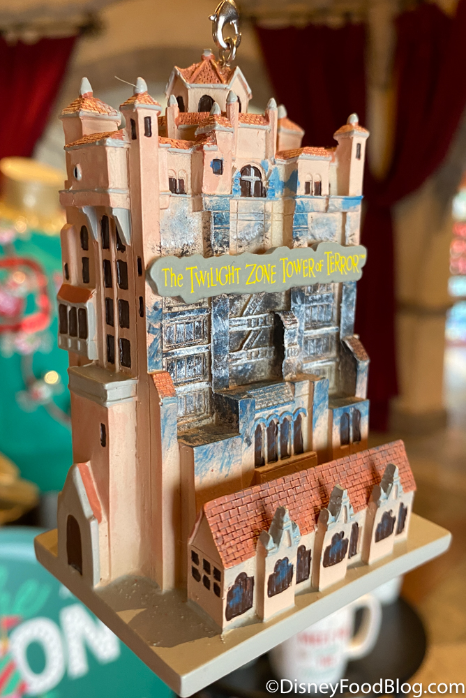 2020 Disney Parks Exclusive Tower Of Terror Hollywood Studios Ornament New
