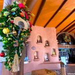 PHOTOS! Disney's Animal Kingdom Lodge is Gorgeously Decorated for the Holidays!