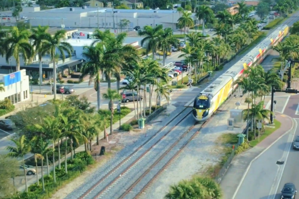 How Much Will the Train Between Disney World and the Airport Cost?