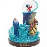 Disney Released a NEW Limited Edition Sorcerer Mickey Snow Globe Online!