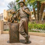 PHOTOS: Two Iconic Disneyland Statues Have Been Refurbished!