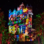 NEWS: Tower of Terror Holiday Projections Returning to Disney's Hollywood Studios TONIGHT!