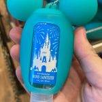 Keep Your Hands Clean With These ADORABLE Hand Sanitizers from Disneyland!