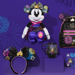 FIRST LOOK at Disney's Castle & Fireworks Minnie Mouse: The Main Attraction Series!