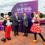Disney and Energy Monster Partnership Offers New Service to Shanghai Disney Guests
