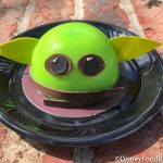 Review: We ATE Baby Yoda and Liked it! Check Out This Limited Time Treat in Disney World!