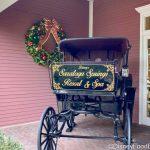 What's New at Disney's Saratoga Springs Resort: Mickey Birthday Treats!