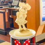 These White Chocolate Figures in Disney World Are Too Cute to Eat!