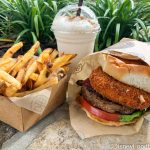 "Review: If You Eat One ""Thanksgiving Meal On a Bun"" in Disney World This Year, It Should Be in Burger Form"