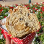 Review! We Tried a Classic German Christmas Bread in Disney World!