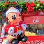 The Mickey Elf Popcorn Bucket Has Returned to Disney World!