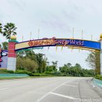Construction Update! See the Progress on the Reimagined Walt Disney World Entrance Sign