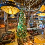 What's New at Disney's Wilderness Lodge: Christmas Decor and Merchandise