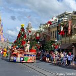 We've Got VIDEOS & PHOTOS of ALL the Holiday Cavalcades in Magic Kingdom! Happy Holidays!