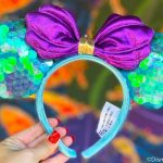 PICS! New Ariel-Inspired MERMAID EARS Have Arrived in Disney World!