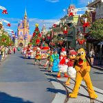 MORE Disney World Park Passes Released for December Holidays (Including New Year's Eve)!