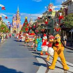Disney World Park Hours and Park Pass Availability For the Week of December 20th