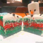Review! This Christmas-Week Only Cupcake Is TOTALLY Worth Melting For in Disney World!