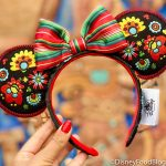 OMG. We're in Love With the Brand NEW Mexico Pavilion Ears in Disney World!