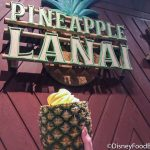You Can Now Get a WHOLE Pineapple FULL of Dole Whip in Disney World! 😱
