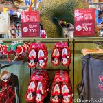 Get 70% OFF(!!) Select Holiday Merchandise in Disney World! 🎄