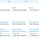 News! Disney World Extends January 2021 Park Hours